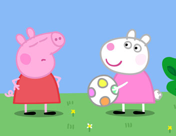 Peppa Pig - Goldie le poisson rouge