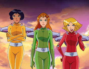 Totally Spies - Rave Academy
