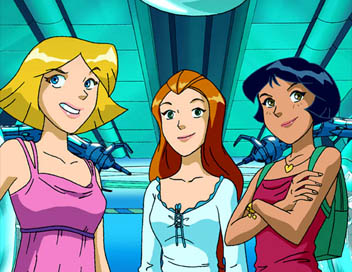 Totally Spies - Souvenirs, souvenirs