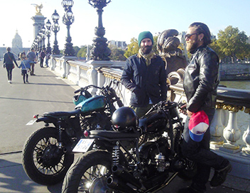 360°-GEO - Paris, Blitz Motorcycles