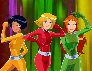 Totally Spies - Ma meilleure momie