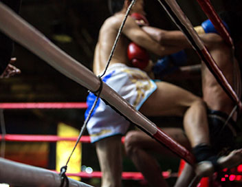 Kick-boxing (Dubaï Fight)