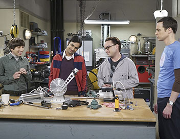 The Big Bang Theory - L'exercice de la transpiration
