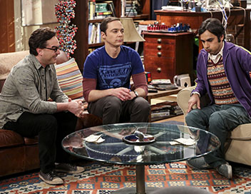 The Big Bang Theory - Les zones d'intimité