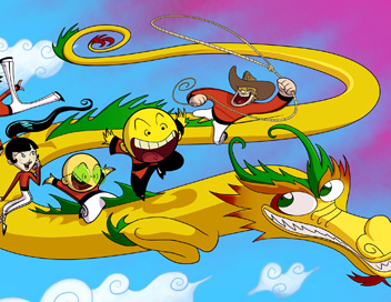 Xiaolin Chronicles - Ping Pong sort de ses gonds