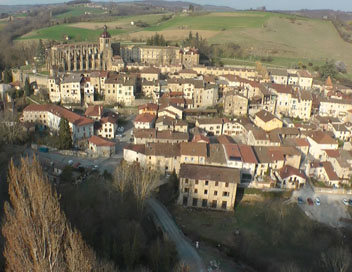 Villages de France - Saint-Antoine-l'Abbaye