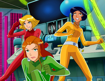 Totally Spies - Surf d'enfer
