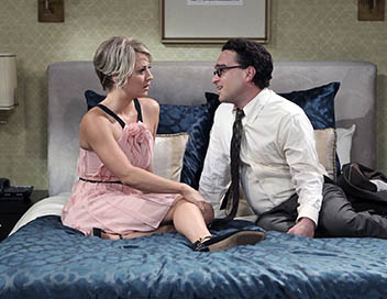 The Big Bang Theory - Mariage et conséquences