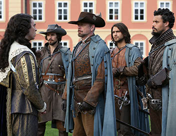 The Musketeers - La fin justifie les moyens