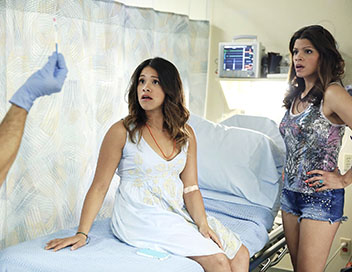 Jane the Virgin - La fleur sacrée