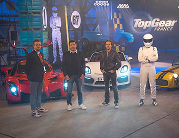 Top Gear France - Episode 8/11 : Car vs Man