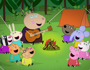 Peppa Pig - Vive le camping