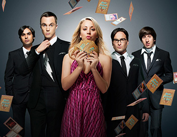 The Big Bang Theory - La transformation du loup-garou