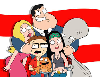 American Dad ! - Roger simple flic