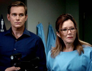 Major Crimes - Peine de coeur