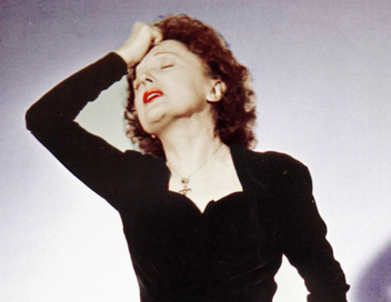 Edith Piaf amoureuse