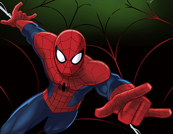 Ultimate Spider-Man vs the Sinister 6 - Le Vautour