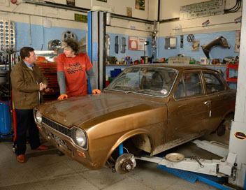 Wheeler Dealers : occasions à saisir - Ford Escort Mk1