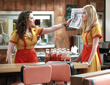 2 Broke Girls - Et l'institution Johnny Cash