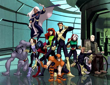 X-Men Evolution - Pointe de vitesse